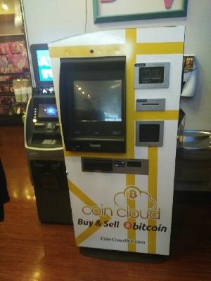 Bitcoin ATM tropicana
