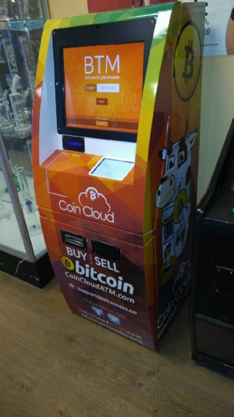 Coin Cloud Bitcoin ATM