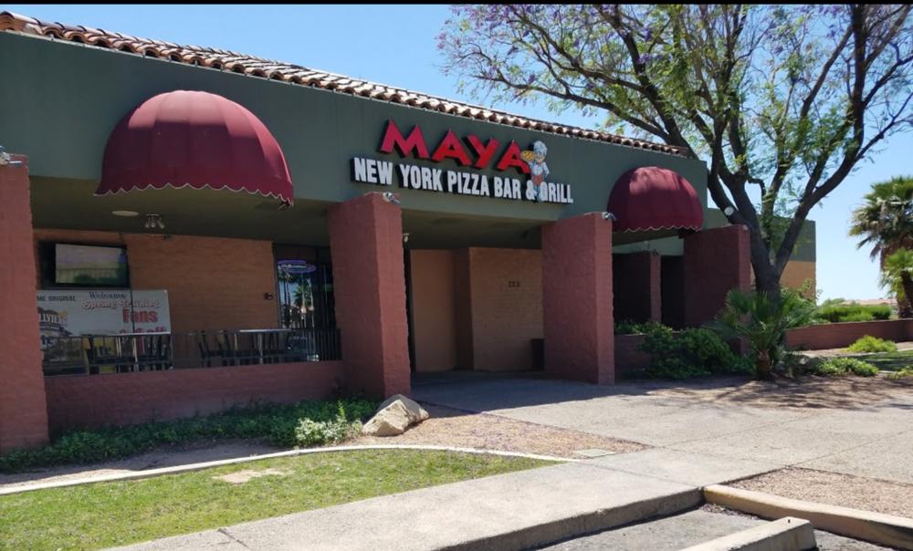 Maya Pizza Mesa