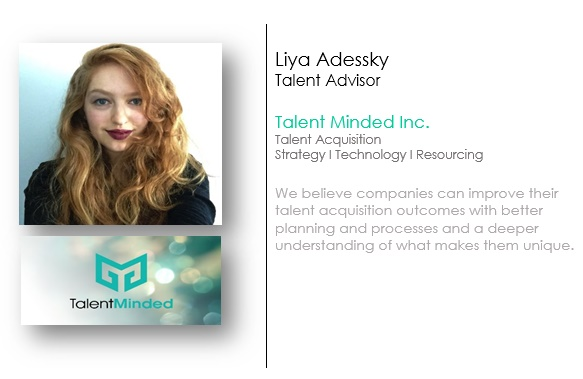 Liya Advessky, Talent Minded