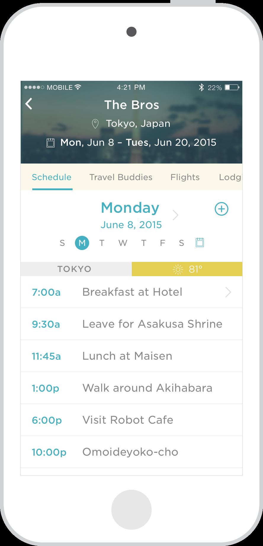 Schedule FINAL Version