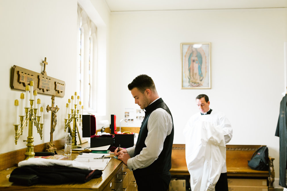 Fr. Colin Parrish | First Mass |June 7, 2017