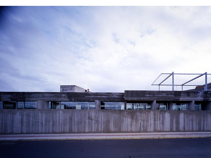 Elderly Facility Centre Santa Marta de Tormes (Salamanca) Jesús Aparicio