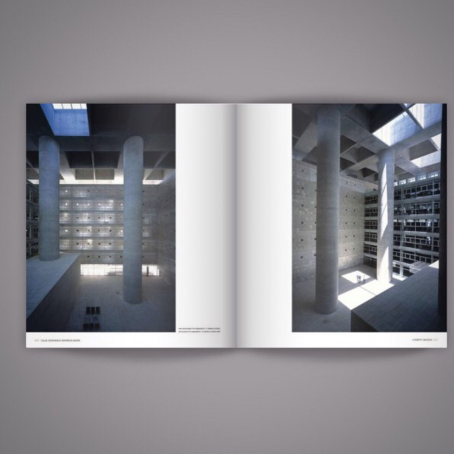 New #CampoBaeza 's monograph! foreword by #RichardMeier introduction by #JesusAparicio interview by #ManuelBlanco essay by #KennethFrampton and Epilogue by #DavidChipperfield #architecture #arquitectura #diseño #design