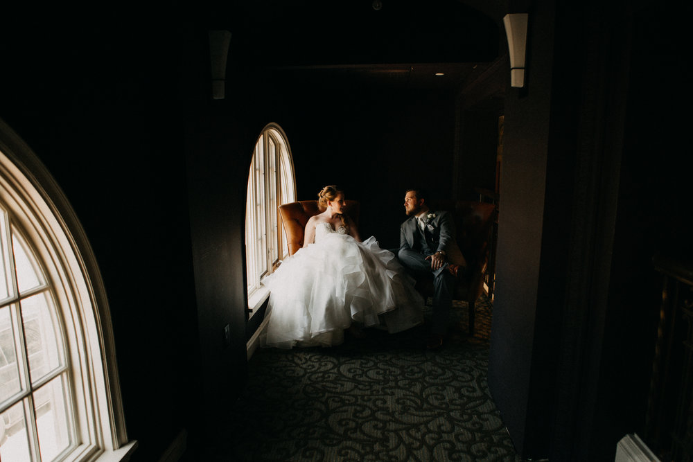 Michael + Rachel - wedding // downtown cleveland // ohio