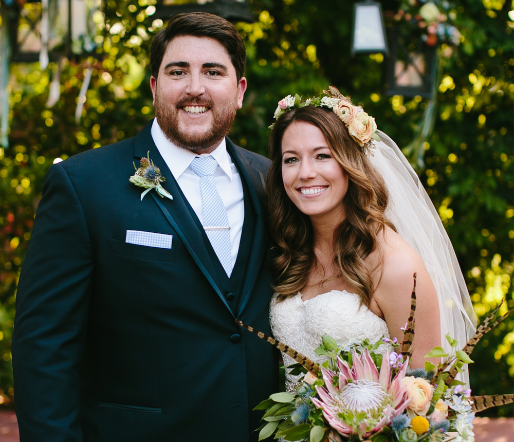 "2016 - ""I don't even have the words to express how I feel about Maureen and Jenna. The quality of service far exceeded my expectations. Months later I STILL have friends and family raving about our wedding. My vision would not have come to fruition if not for Jenna's patience, guidance and hard work. I see others struggle under the weight of wedding planning stress, I'd do it again in a heartbeat! Even more important, I've made some friends for life. Thank you Elegant Events by Maureen!"" - Jane, bride  photo by betsy"