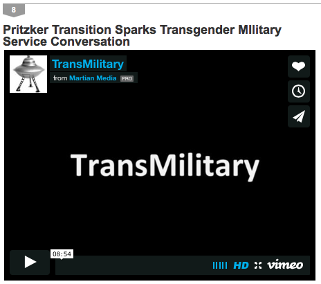 "The Huffington Post: ""The Biggest Transgender Moments Of 2013: Chelsea Manning, Fallon Fox, Laverne Cox And More"""