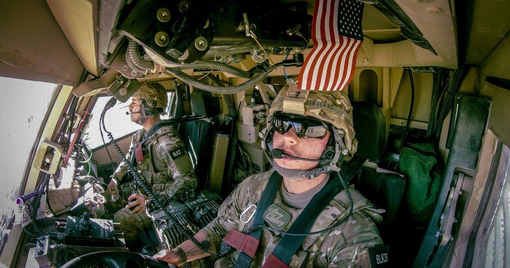Lesbian military trailer