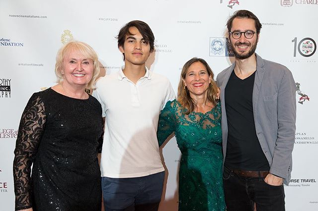 We had a fabulous opening night and are very excited to host Matteo Bini and Rimau Grillo! The festival goes on and we have amazing movies lined up for today, tomorrow and Sunday!
