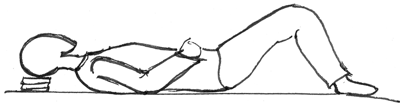 Guide to Semi-supine practice — Poise Alexander Technique ...