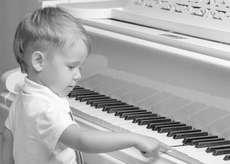 improving posture at the piano