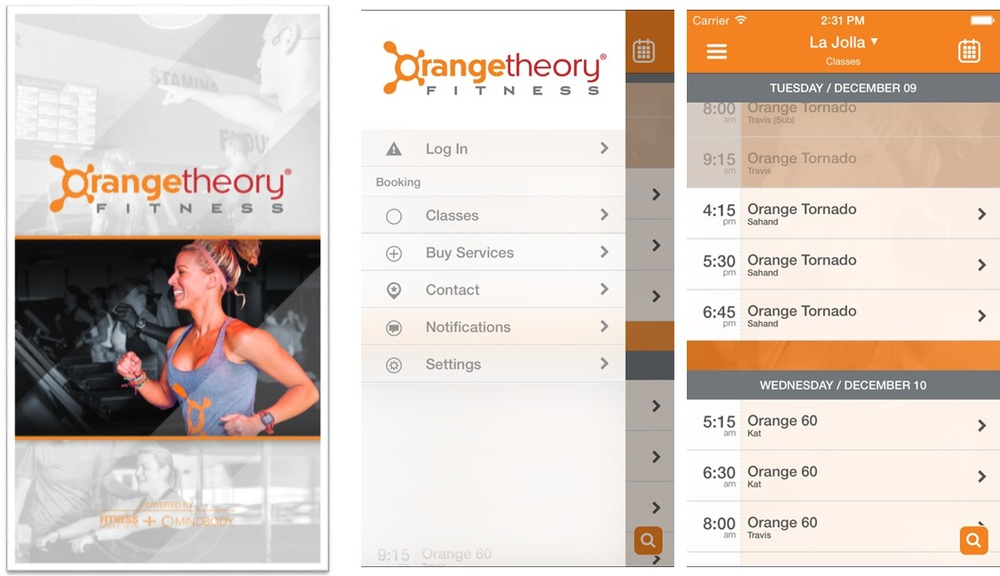 Orangetheory Fitness Pointe-Claire west island montreal APP