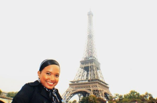 Paris circa 2009. First-timer in Europe!