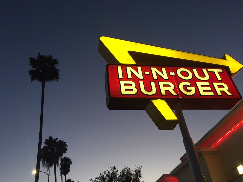 A California fast food favorite you have to have when here! Oh and make sure to get the little hat!