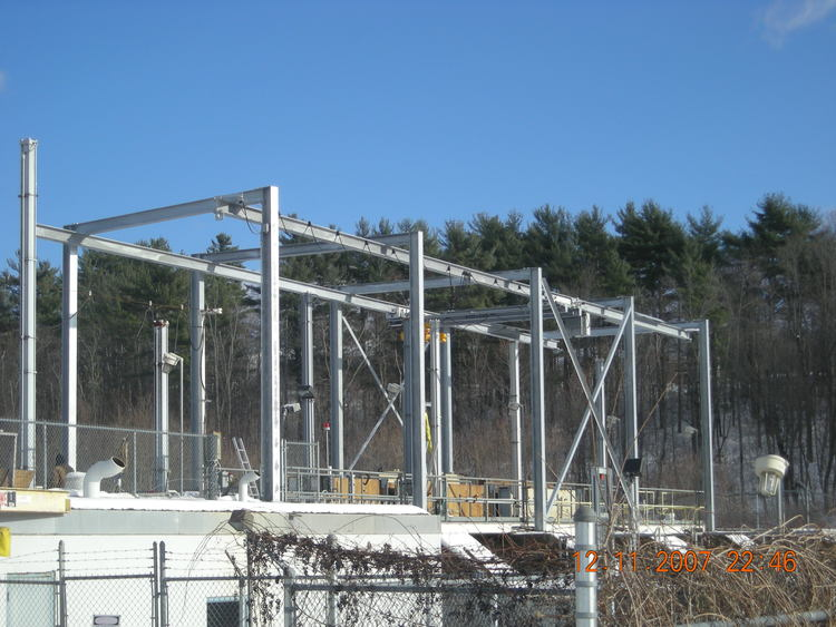 Outdoor URSG Galvanized System
