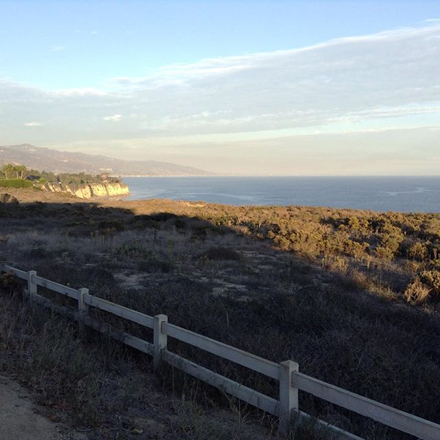 Point Dume, Malibu, HFES 2015
