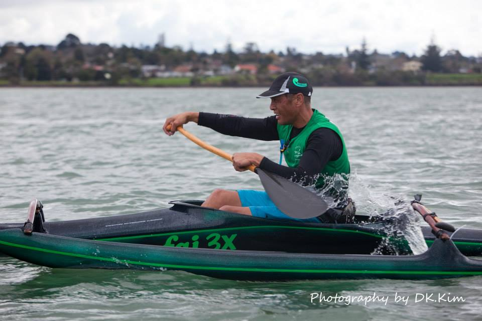 Anthony Cribb - Finallist - Sport Waitakere Master Sportsperson 2014