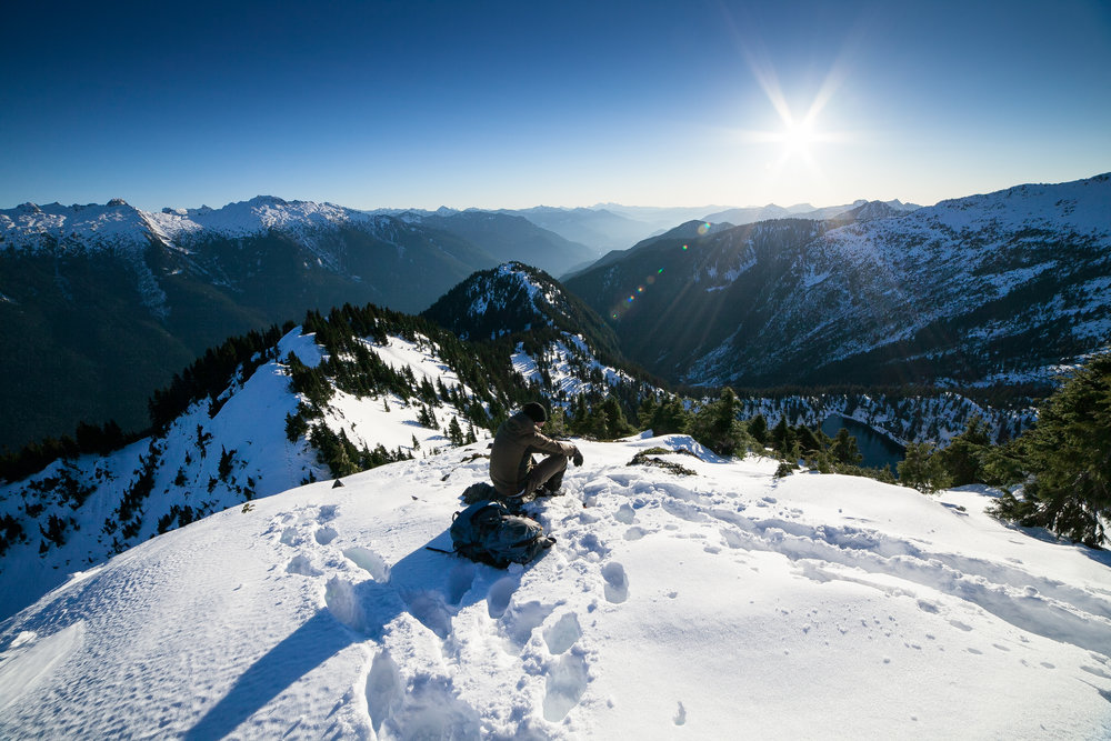 Trapper's Peak, North Cascades National Park, Washington