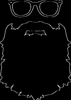 ryan villasanti logo beard