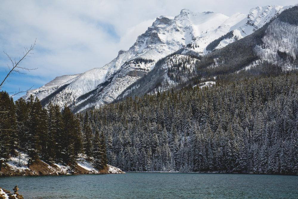 banff national park ryan villasanti