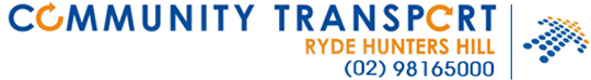 Ryde Hunters Hill Community Transport