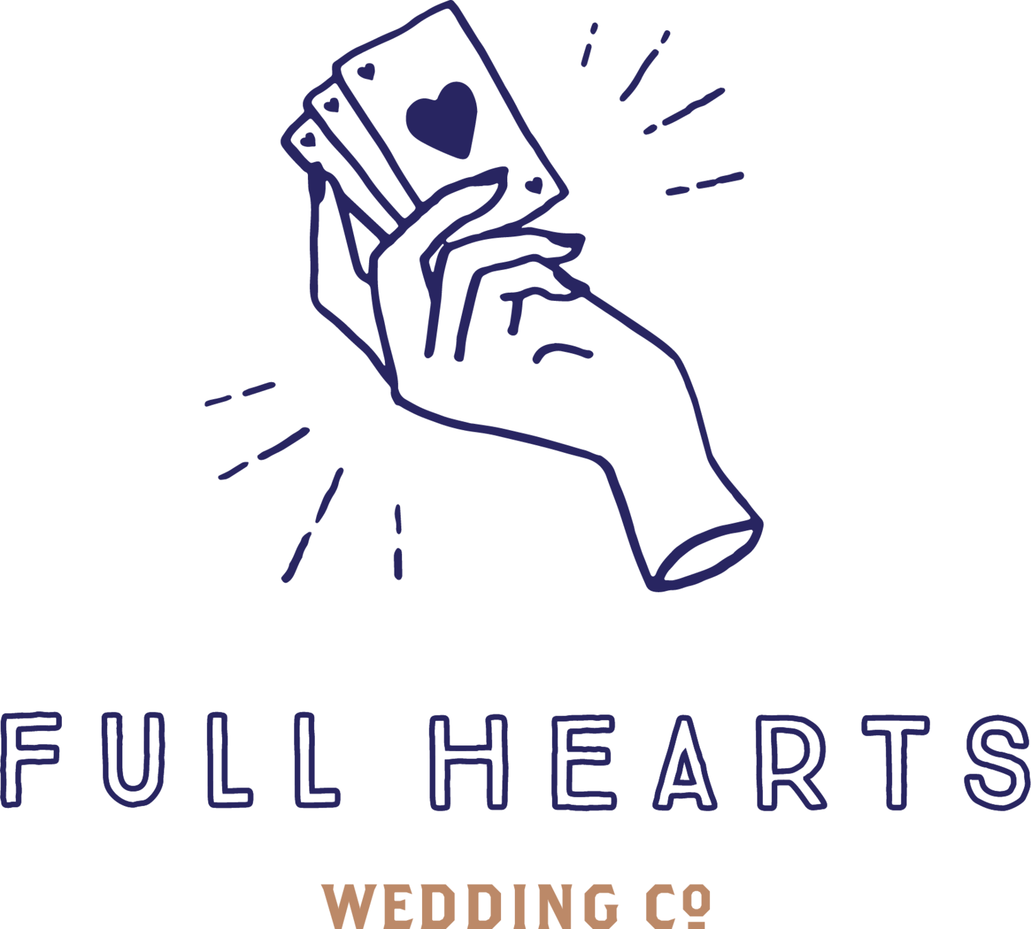 Candid Wedding Photography + Videography // FULL HEARTS WEDDING CO
