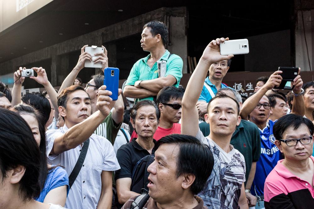 Occupy Hong Kong