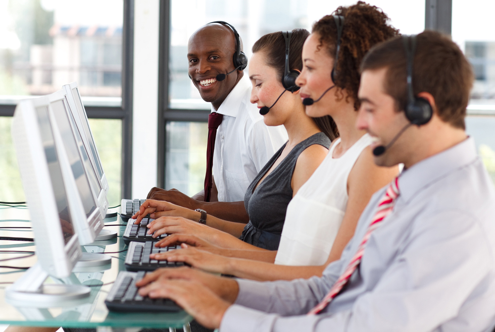 "IMAGE that represents ""Customer Call Centers"""