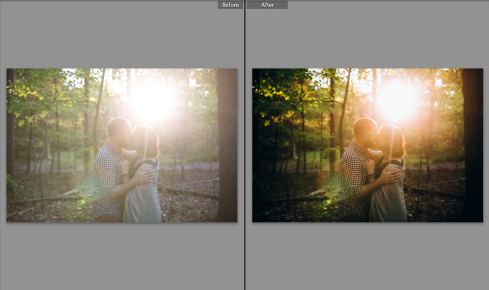 This one, I obviously over exposed lol but I think I did a cool job at saving it!