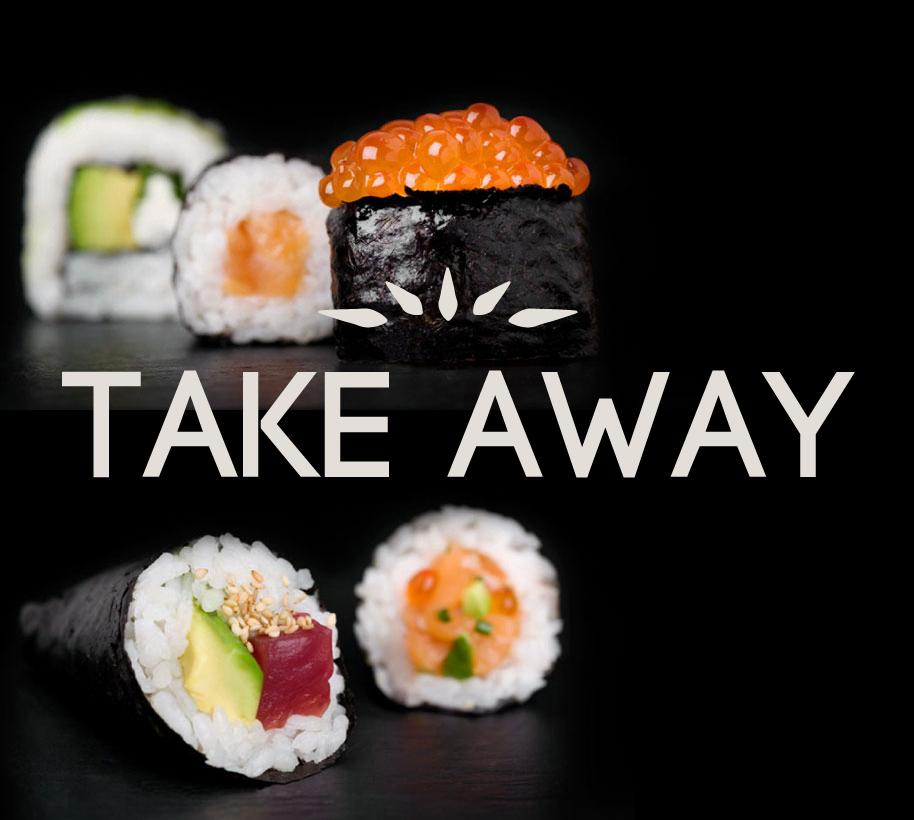 sushi take away