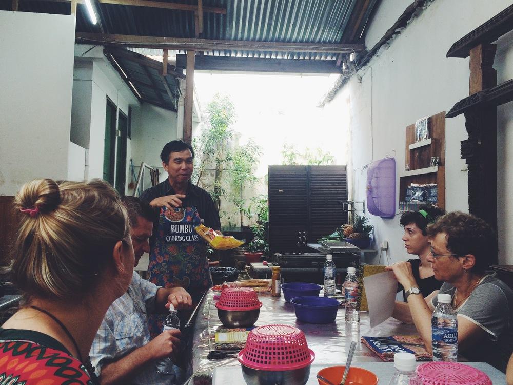 bumbu cooking class