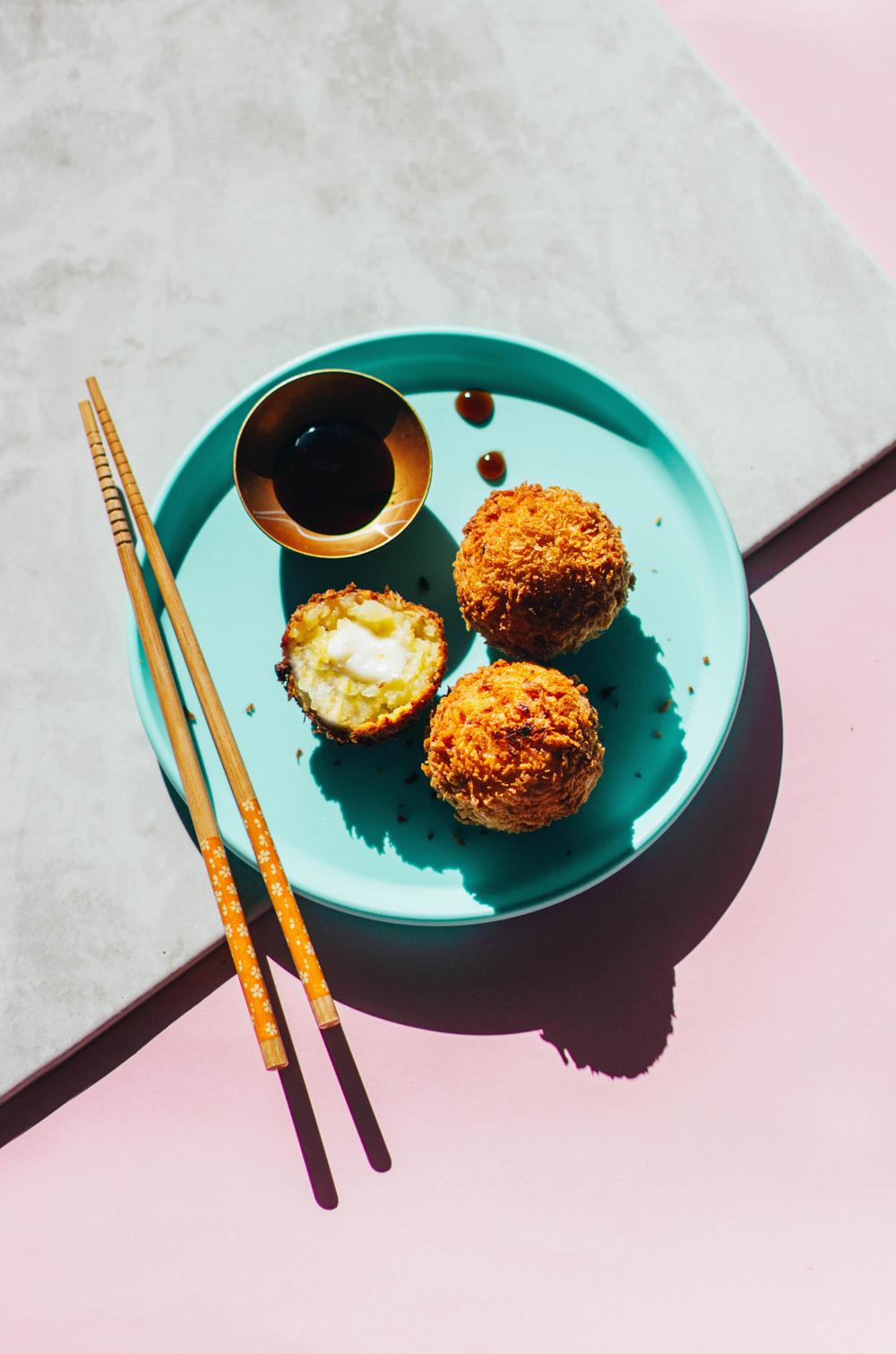 cheese koroke condospalillos