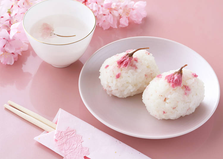 sakura onigiri