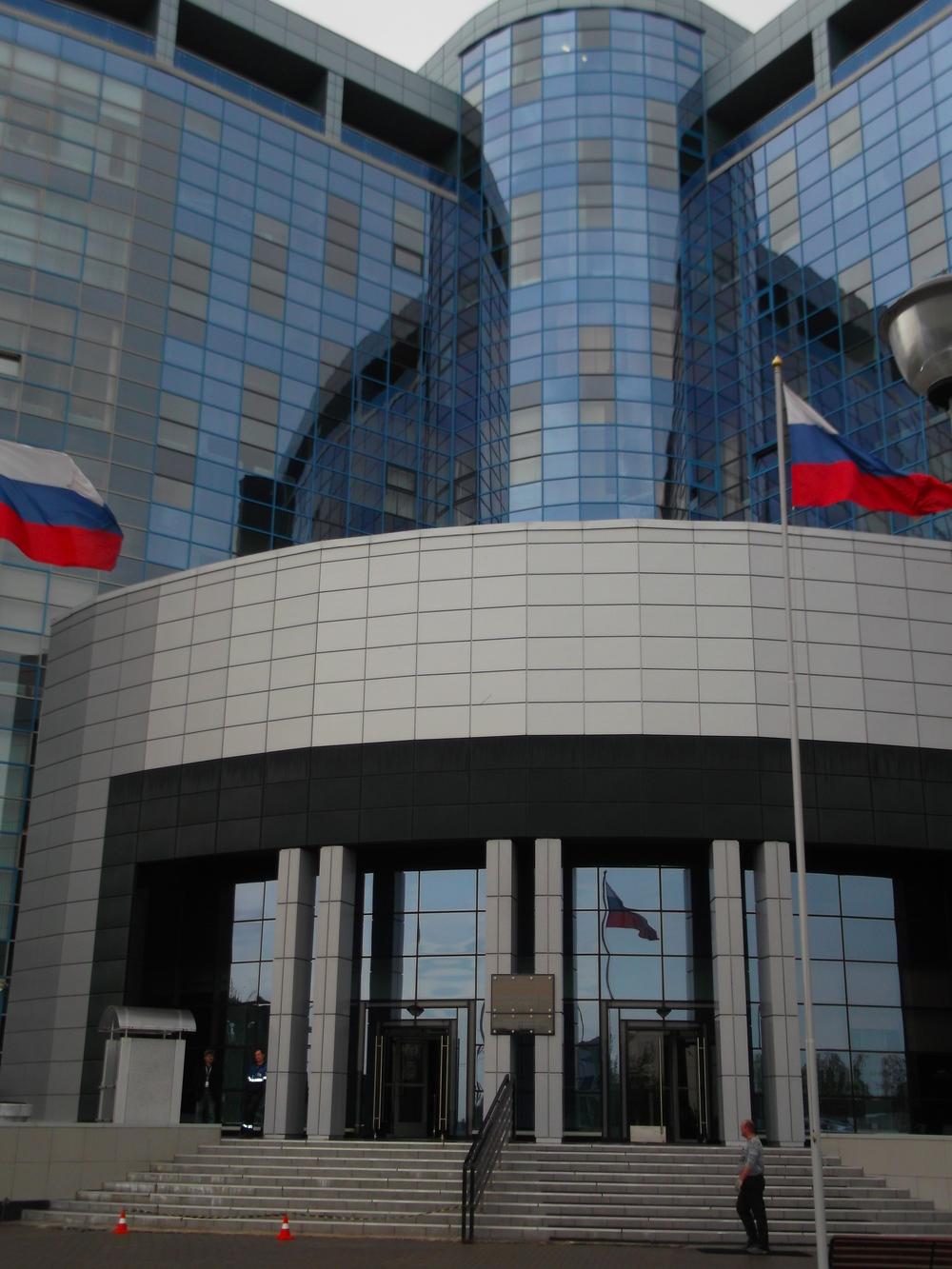 Tomsk Akademgorok Knowledge SEZ, Russia
