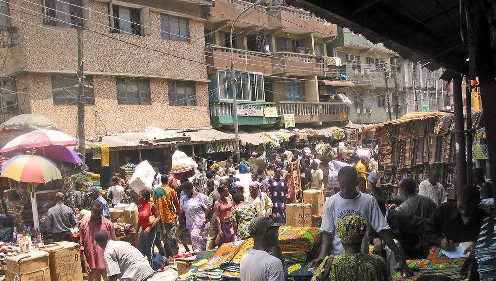 MSMEs in Lagos, Nigeria