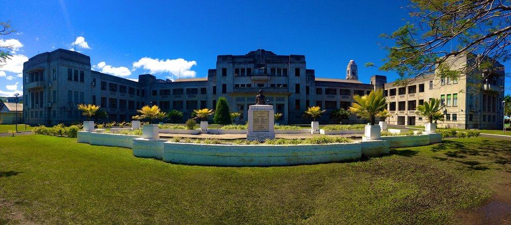 Fiji Government Building