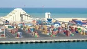 Sokhna Port, Suez Canal, Egypt