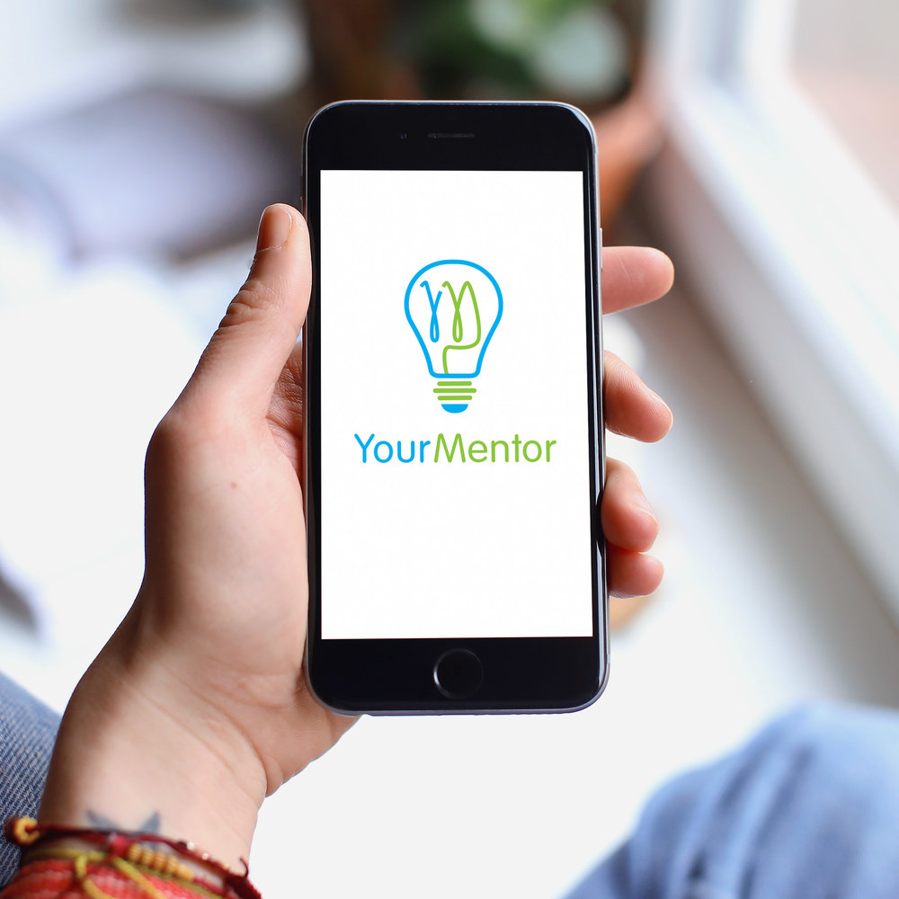 Your Mentor Logo Design