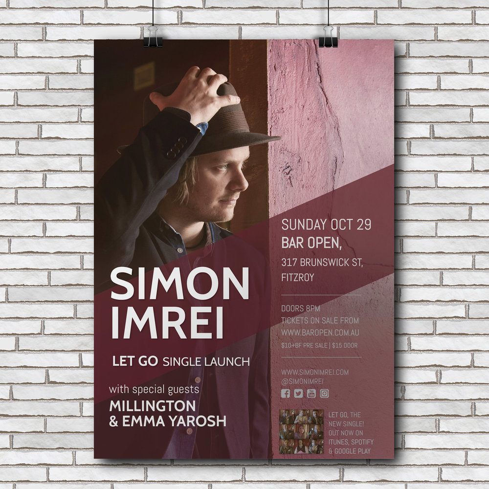 Simon Imrei Visual Brand