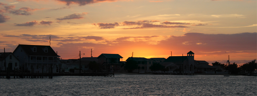 New Plymouth Sunset -  Green Turtle Cay, Abaco