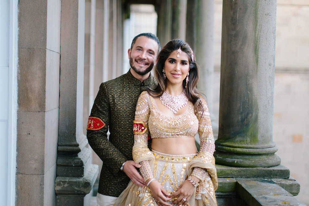 Tatton Park Asian wedding