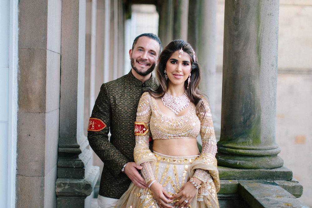 Tatton Park Asian wedding