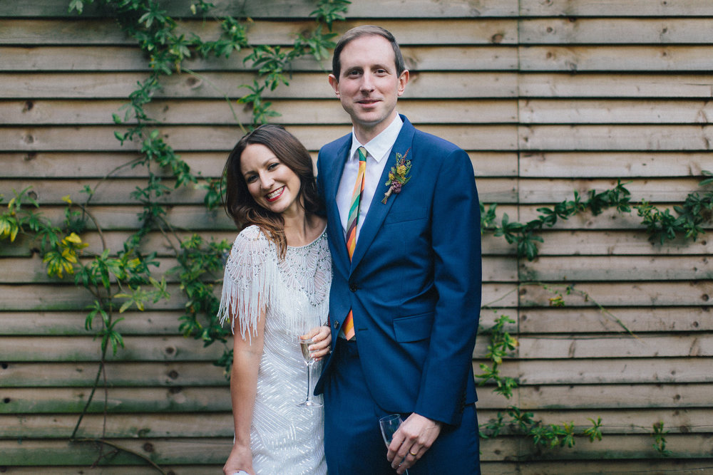 Sunbeam Studios London wedding