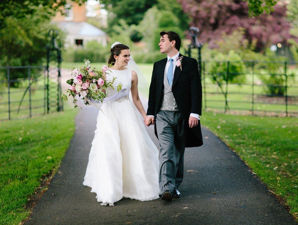 Langar Hall wedding