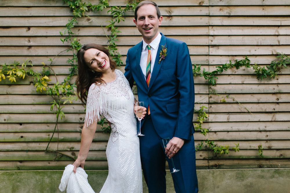 Bethan & James - Thank you so much for the pictures of our wedding, they are absolutely amazing! I love looking through them as it really feels like re-living the day.You captured the venue, our family and friends and us having a great time!