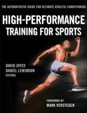 High-Performance training for Sports by David Joyce.jpg