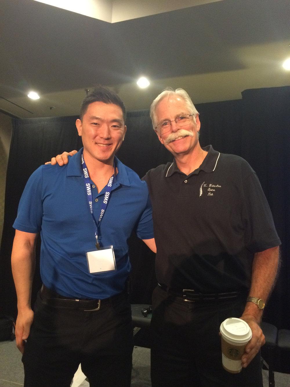 Stu McGill - The Spine Biomechanist