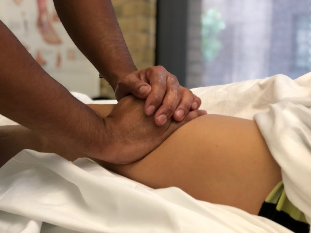 Massage Therapy - Benedict San Juan