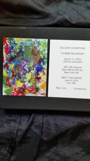 art show invitation