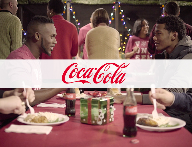 Coca-Cola at Walmart: Holiday 2015
